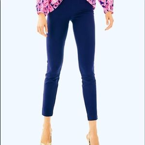 Lilly Pulitzer dinner pant, black